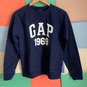 Gap 1969 Spellout Crewneck Sweater size XXL (kids)